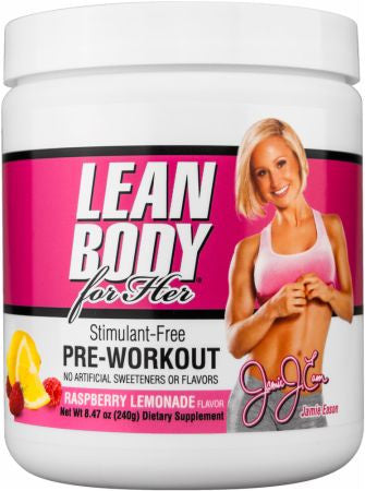 Jamie Eason Lean Body For Her - Stimulant Free Pre-Workout