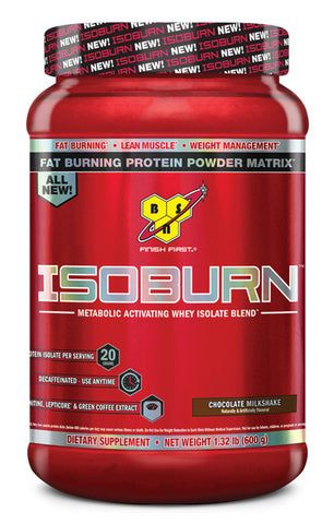 BSN Iso Burn - Fat Burning Protein Blend 1.32 lbs