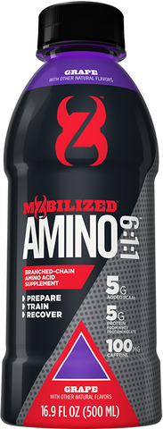Cytosport Mobilized Amino 6:1:1 RTD - 12 pack / 16.9 oz.