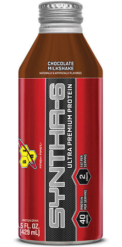 BSN Syntha-6 RTD Protein Drink, 12 pk / 14.5 oz - Recomp Fitness and Nutrition