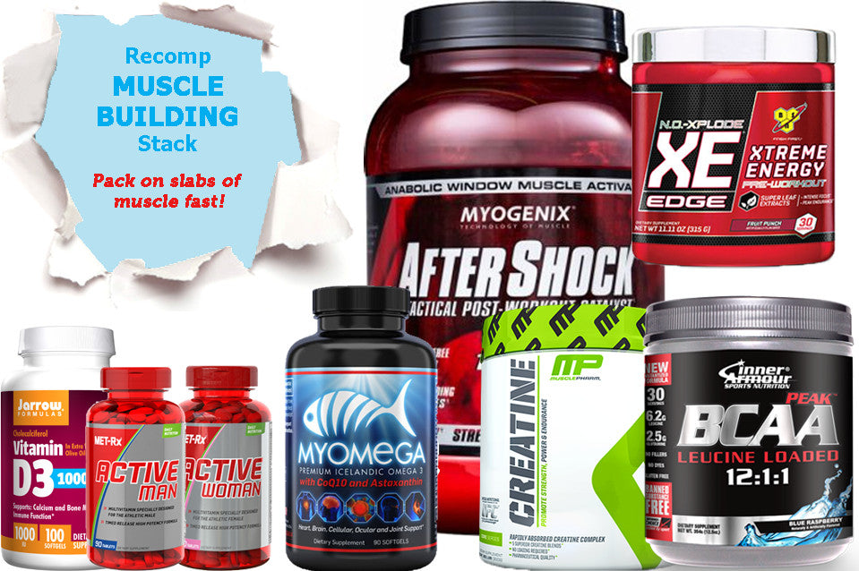 Fitness Supplements & Accessories
