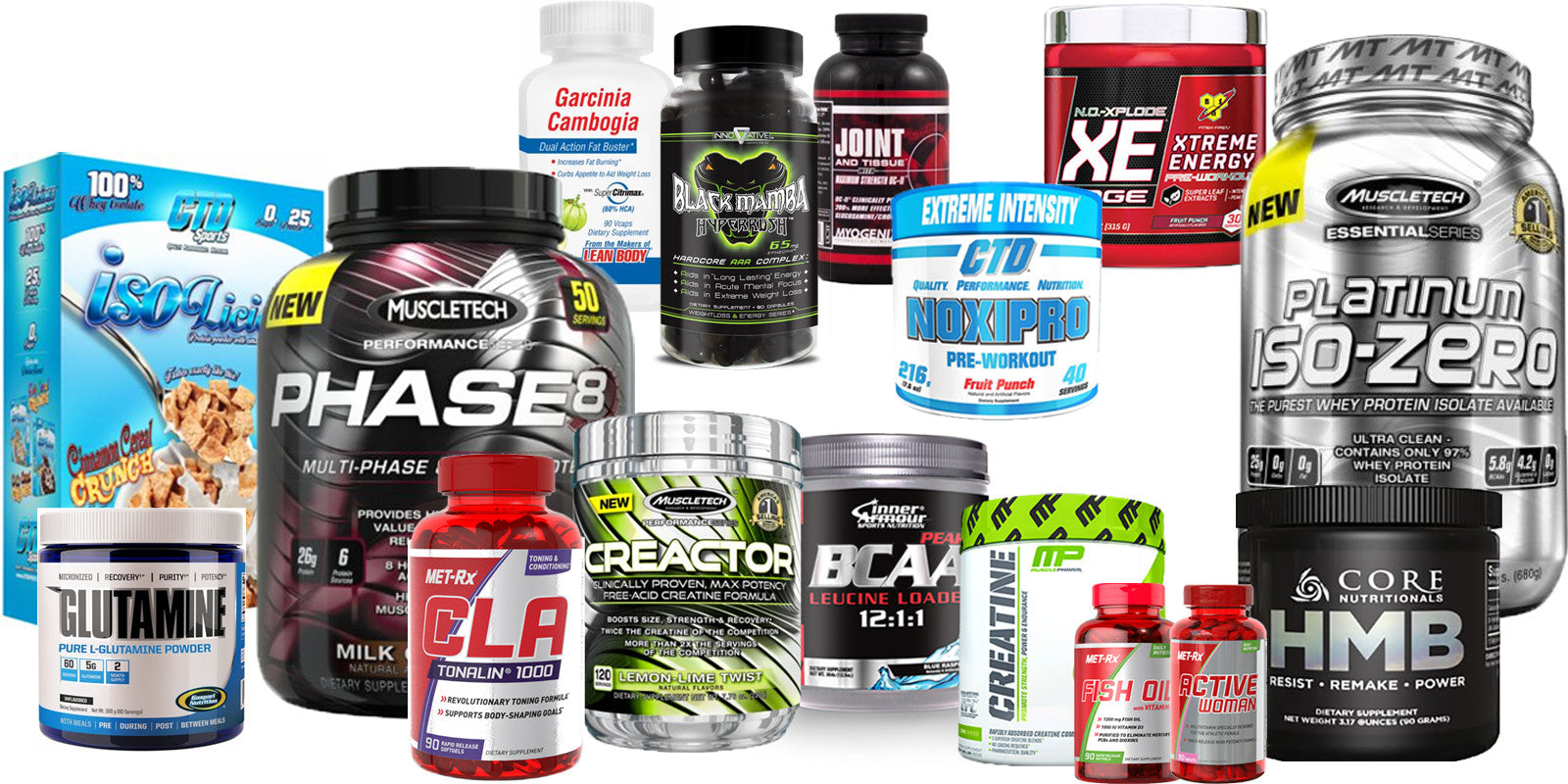 FITNESS AND NUTRITIONAL SUPPLEMENTS