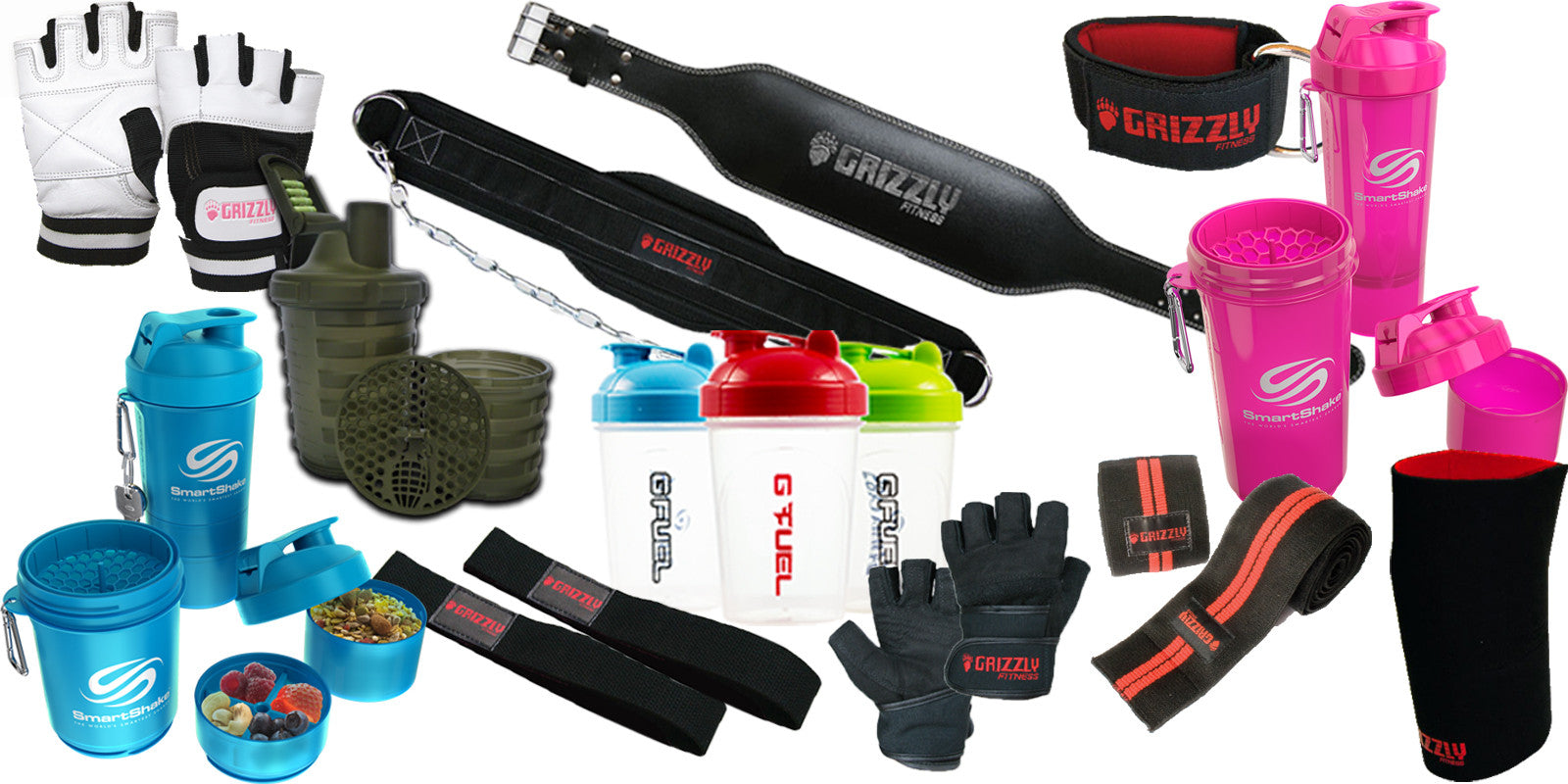 FITNESS SUPPLIES & ACCESSORIES