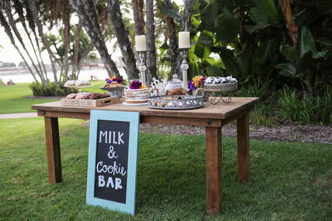 Milk & Cookie Bar