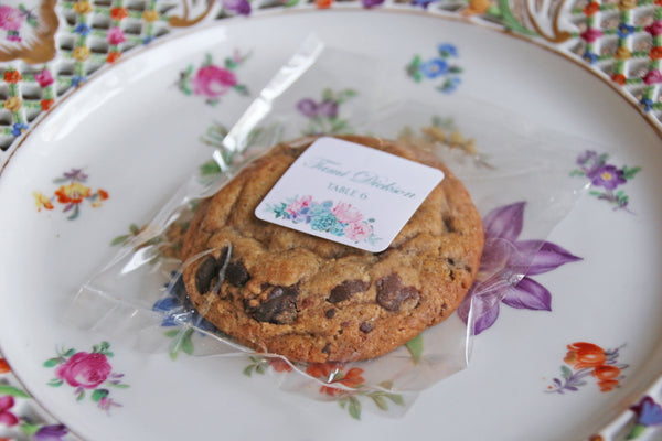 Place Setting Cookie