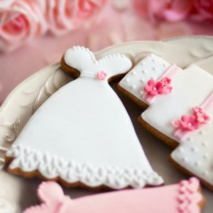 popular wedding cookies