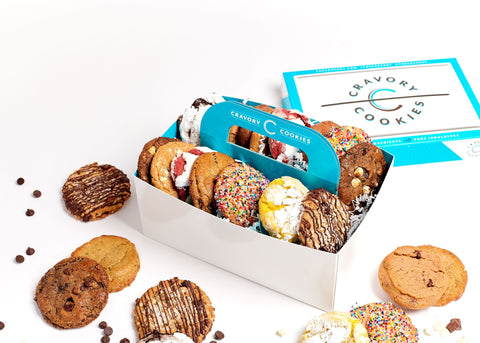 Cravory Cookies Subscription