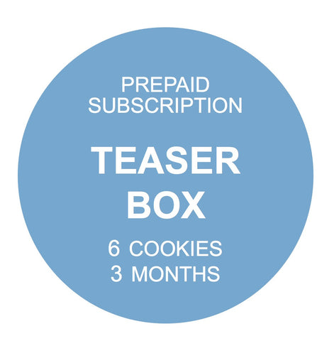 Teaser Box - 3 Month Prepaid