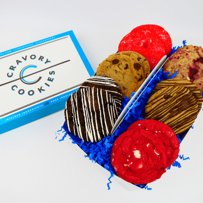 Happy Mother's Day Cookies - Cravory Cookies Packaged Cookies