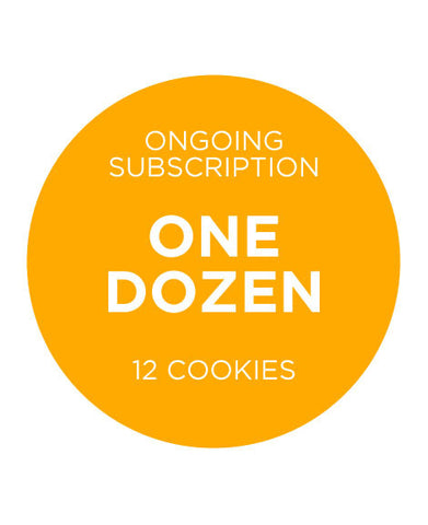 One Dozen Cookies - Ongoing