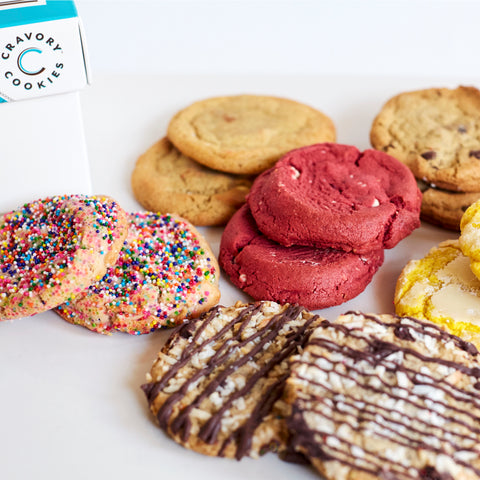Best Seller's Mix Cookies Subscription