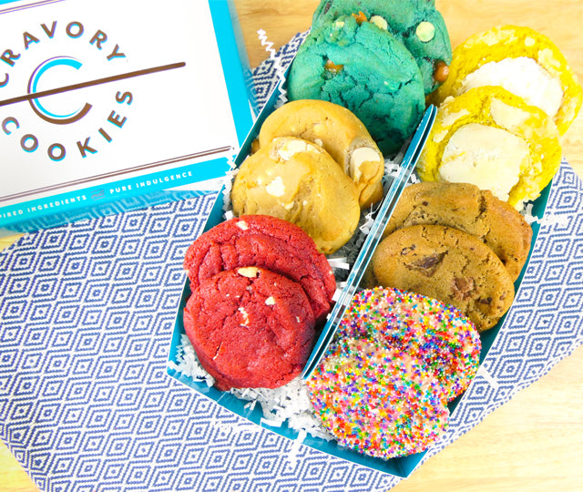 Cookie Company Cookies Carlsbad Cookies Point Loma The Cravory