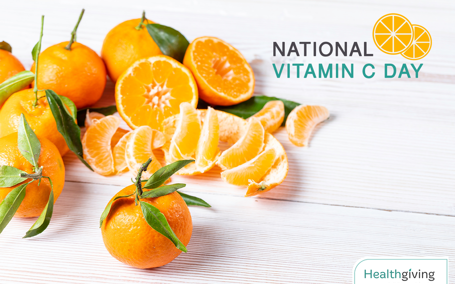 Learn about Vitamin C on National Vitamin C Day