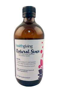 Natural Sense 520ml Refill Bottle