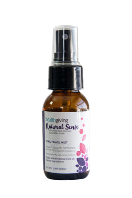 Natural Sense 50ml Travel Spray