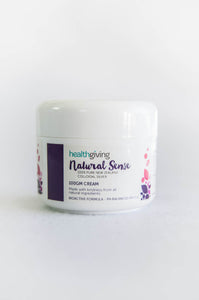 Natural Sense Colloidal Silver Cream 100ml pot