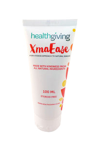 XmaEase Eczema & Itchy Skin Relief 100ml Tube