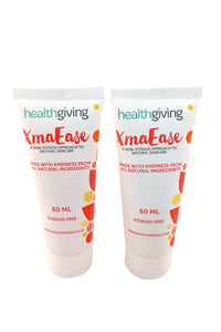 XmaEase Eczema & Itchy Skin Relief 60ml Twin Pack Tube