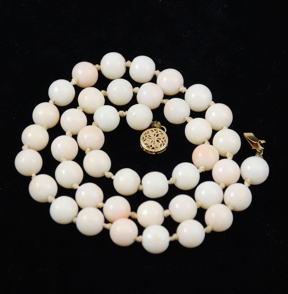 Care and Storing of Coral and Pearl Jewelry