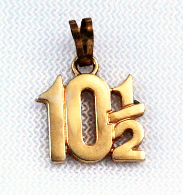 Monet Gold Filled 10½ Charm