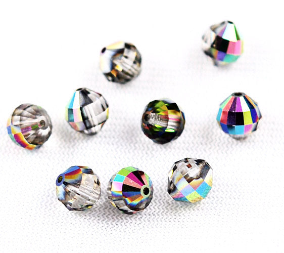 Swarovski Vitrail Med II 340 8mm Beads Discontinued