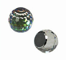 Swarovski 4861 Fireball Crystals in Vitrail Medium