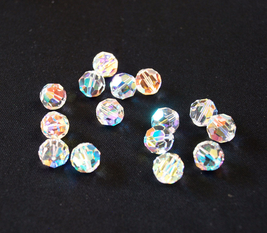 Swarovski Crystal AB Large 14mm Beads 5000