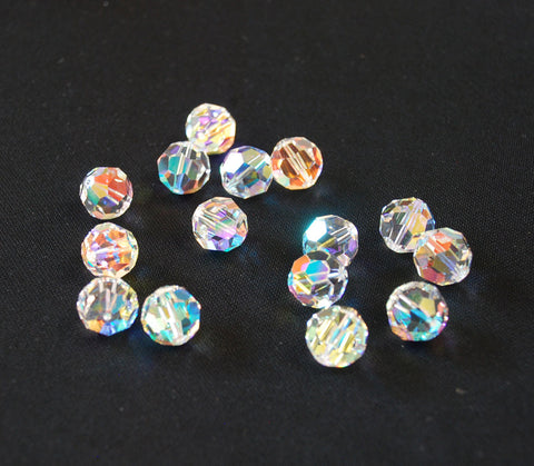Swarovski Crystal AB Large Beads 5000
