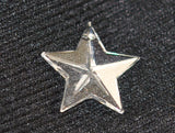 Swarovski Crystal 6716 Faceted Star Pendants 20mm
