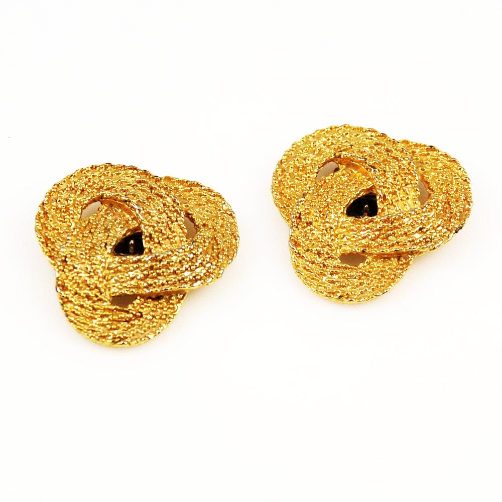 Gold Shoe Clips by S.G. D' OR