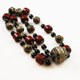 Berber Taguemout Bead Necklace
