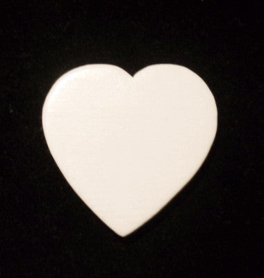 Ivory Heart Pendants Hand Carved Vintage