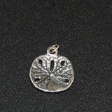 James Avery sterling sand dollar charm