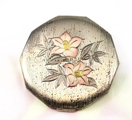 Nacon Japanese Floral Compact