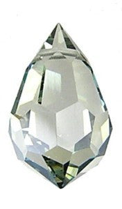 Preciosa Clear Crystal Pendant 681 20 x 12mm