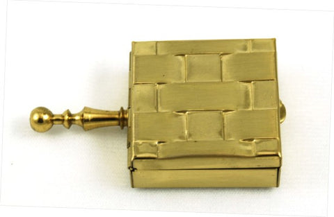 Vintage Gold Purse Ash Tray