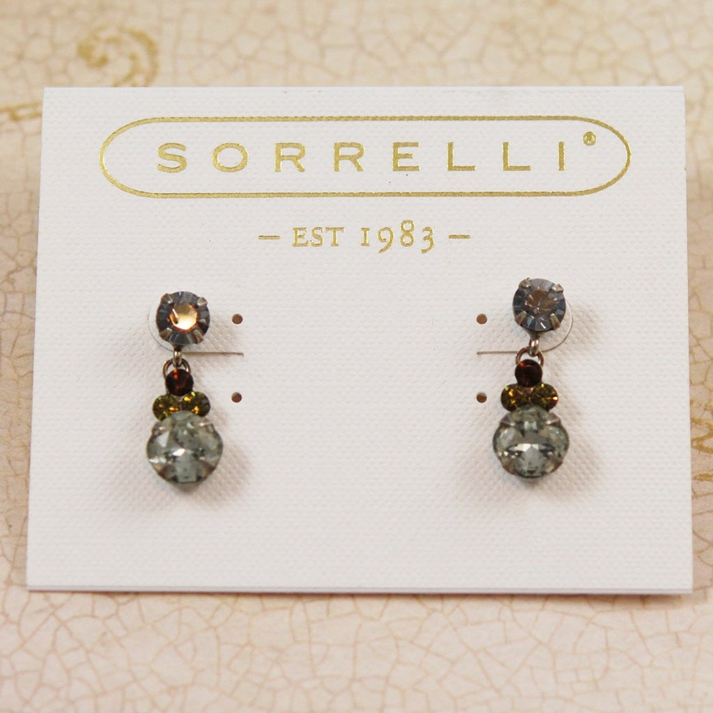 Sorrelli Rhinestone Earrings New