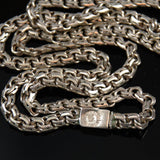 Mexican Sterling Silver Chain Unisex Handmade