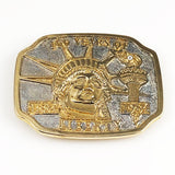 Statue of Liberty Belt Buckle 100 years
