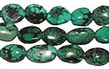 Natural Turquoise Tumbled Ovals
