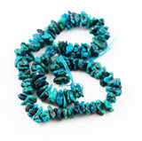 Natural Seafoam Turquoise Nugget Beads Vintage