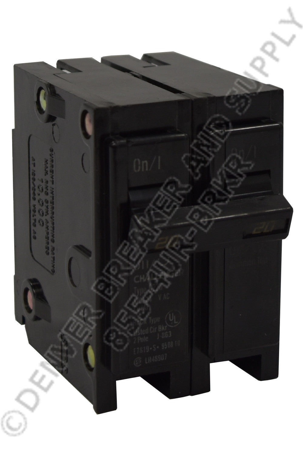 Challenger C280 Circuit Breakers