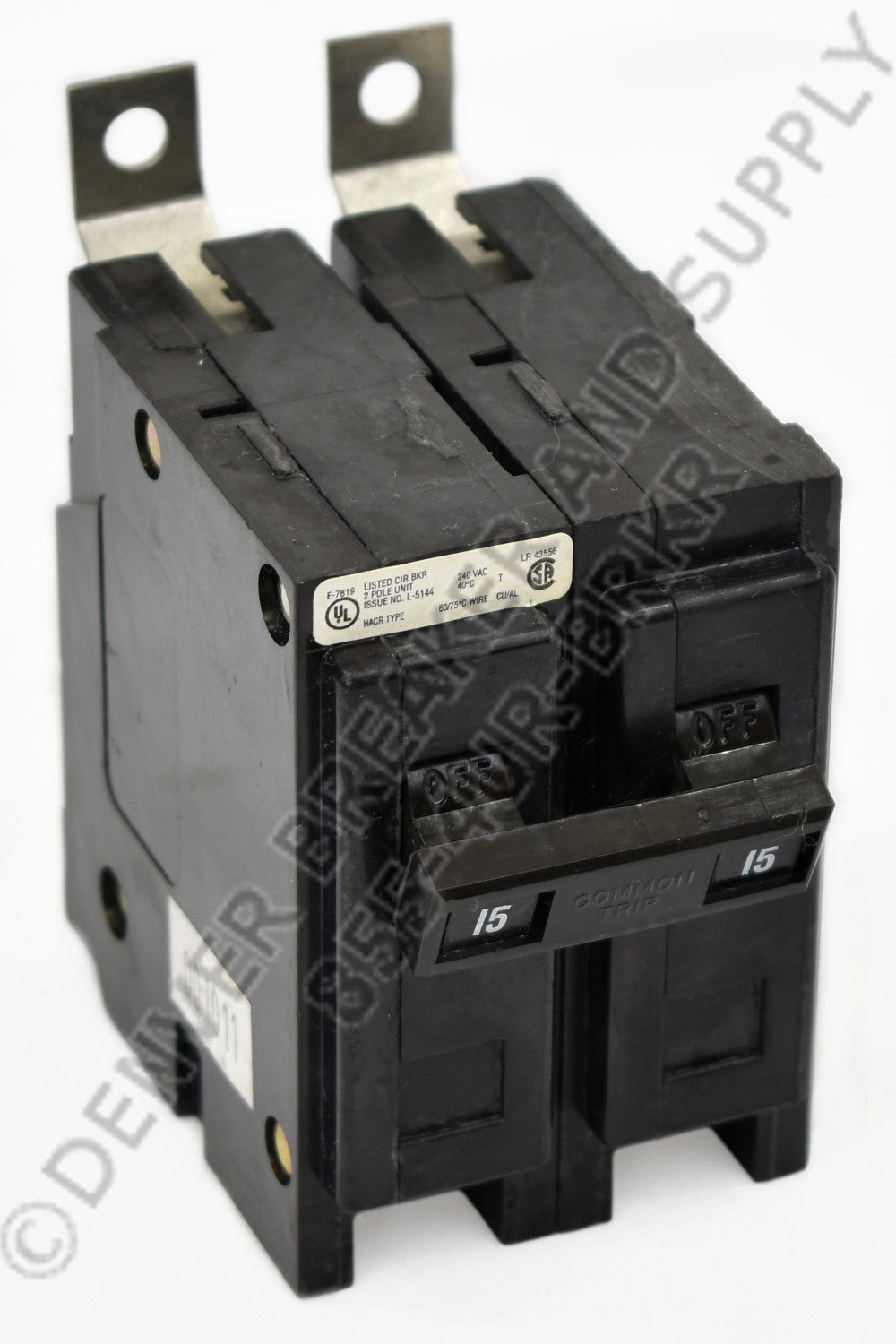 Cutler Hammer BAB2125S Circuit Breakers
