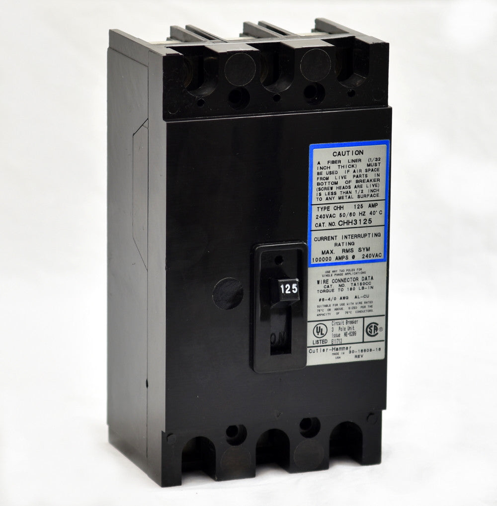 Cutler Hammer CHH3175L Circuit Breakers