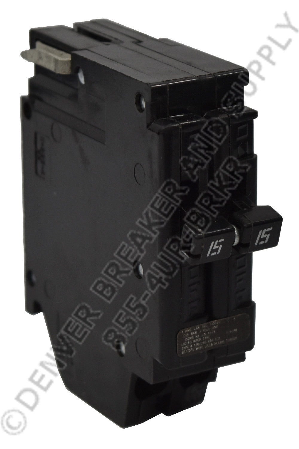 Challenger A215 Circuit Breakers Molded Case