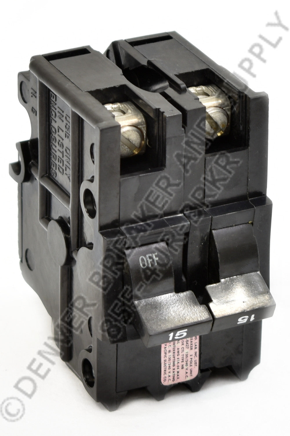 federal pacific nb2100 circuit breakers molded case denver breakerfederal pacific nb2100 circuit breaker