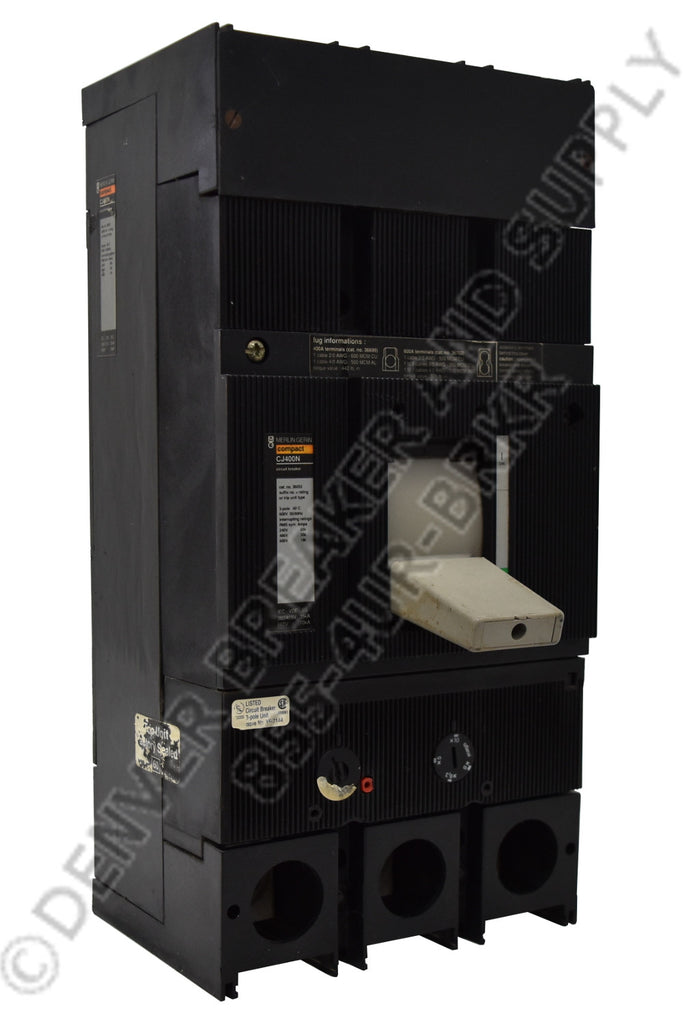 Merlin Gerin CJ200H Circuit Breaker