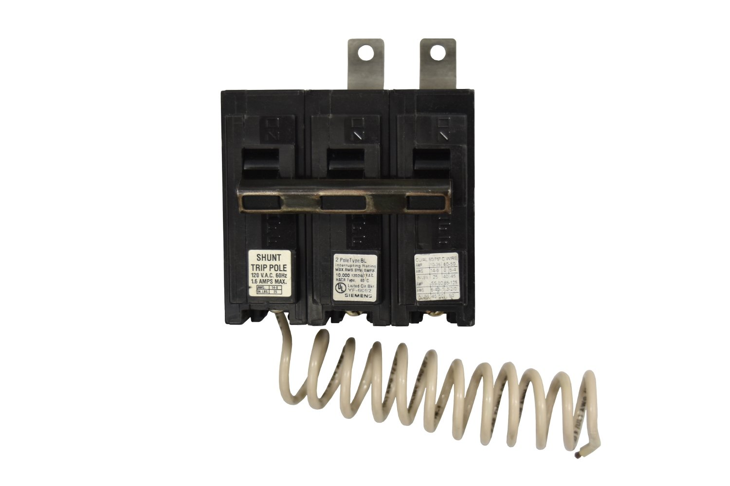 Siemens B26000S01 Circuit Breakers