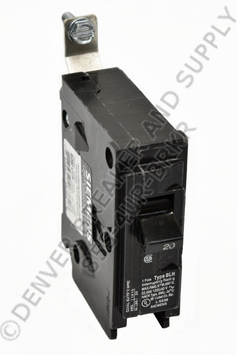 Siemens B160H Circuit Breakers