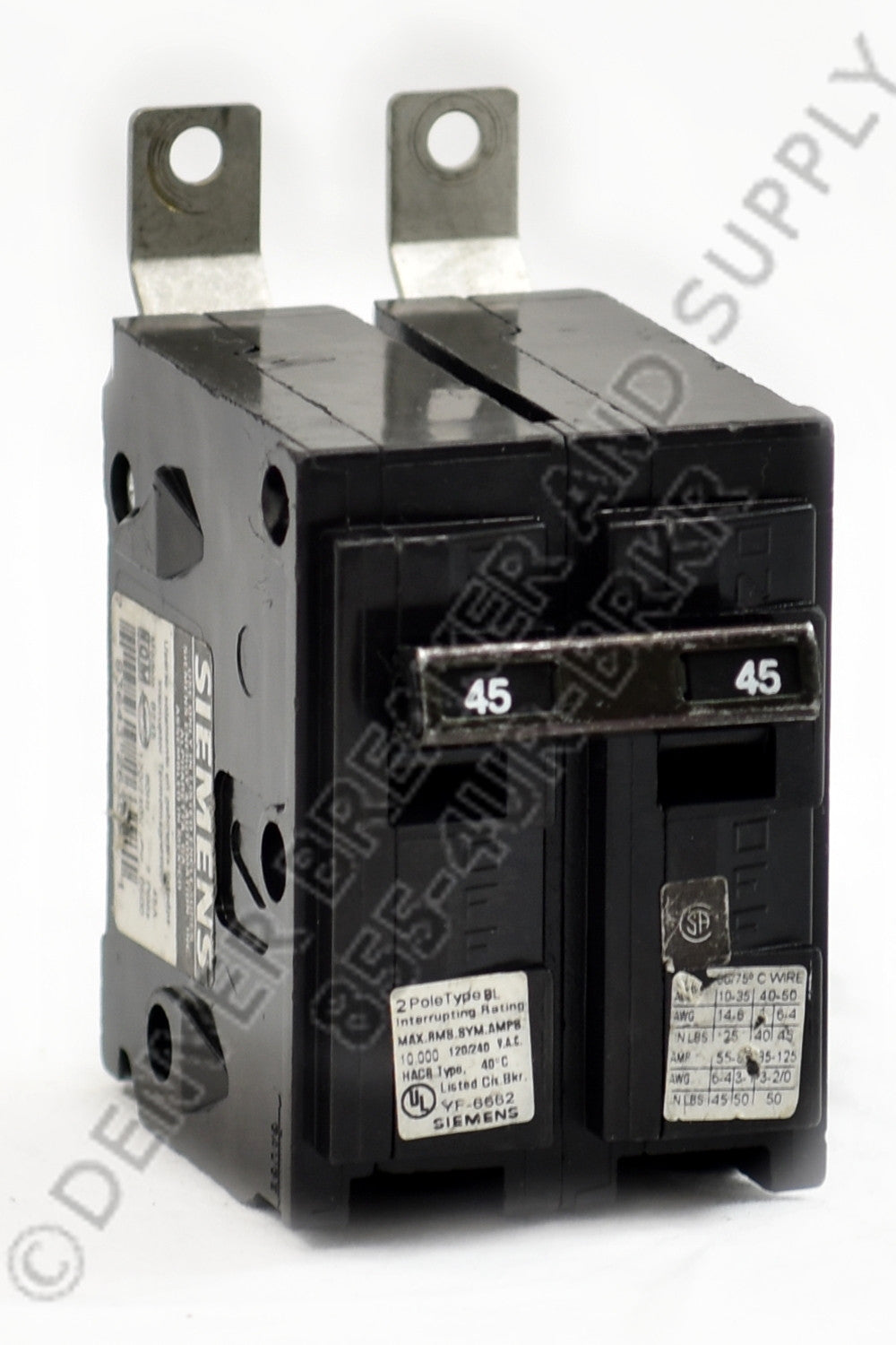 Siemens B210R Circuit Breakers